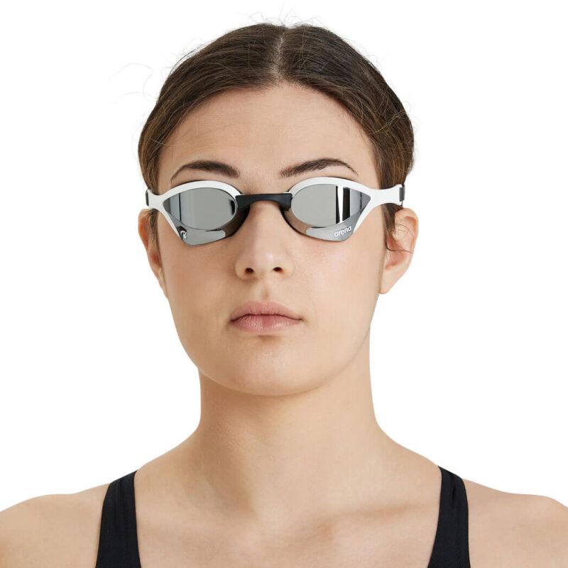 Occhialini da gara unisex arena Cobra Ultra Swipe Mirror - 002507510/TU