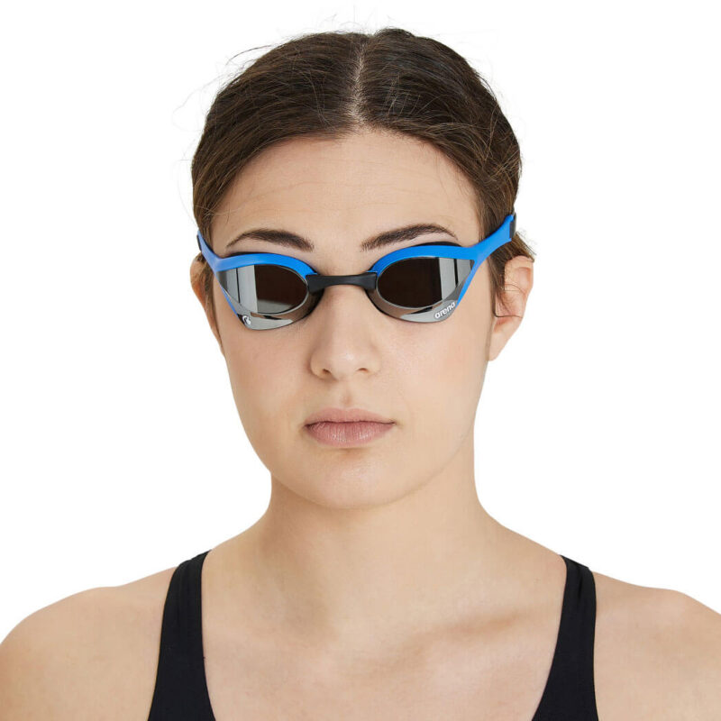 Occhialini da gara unisex arena Cobra Ultra Swipe Mirror - 002507570/TU
