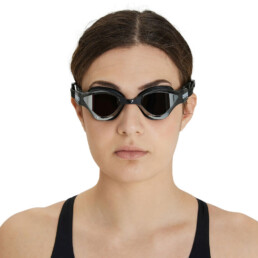 Occhialini unisex da triathlon arena Cobra Tri Swipe Mirror - 002508555/TU