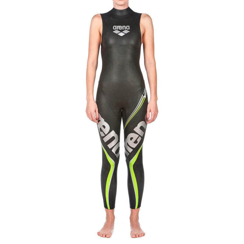 W TRIWETSUIT CARBON SLEEVELESS - 2A94350/XS